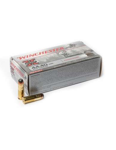 Winchester X-Super 44-40 200gr Power-Point 50Stk.