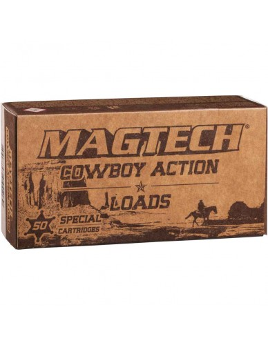 Magtech 44-40 Win. 225gr/14,58g L-Flat Cowboy Action Loads