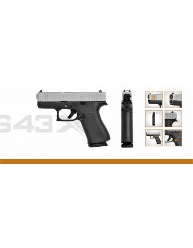 Glock 43x cal. 9x19
