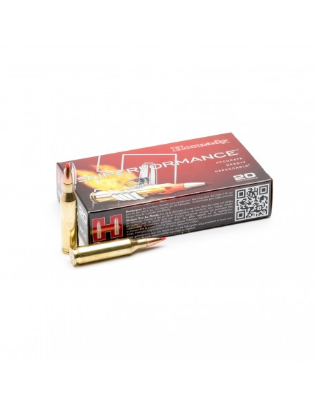 Hornady SST 243 Win  95gr Superformance - TG – shooting  hunting  outdoor