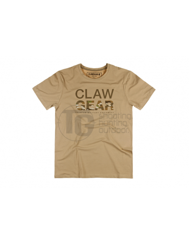 Clawgear MC Tee Khaki