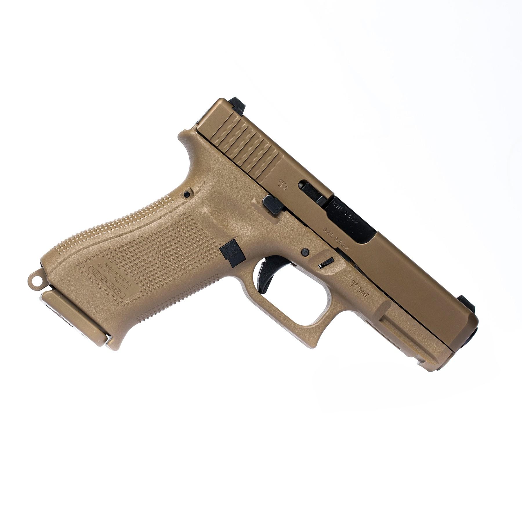 Glock 19X cal. 9x19 - TG – shooting. hunting. outdoor.