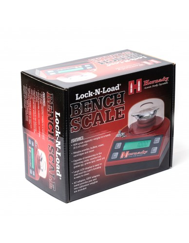 Lock-N-Load Bench Scale 1500gr 220V Pulverwaage